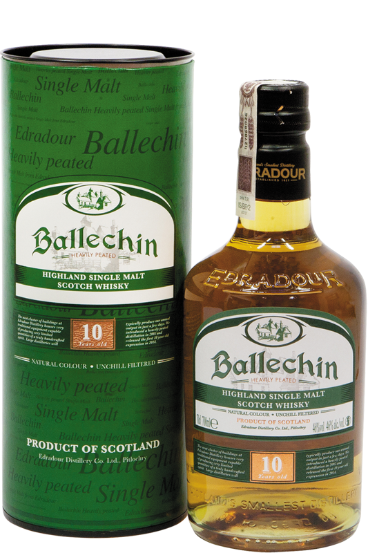 Ballechin Highland Single Malt Scotch Whisky