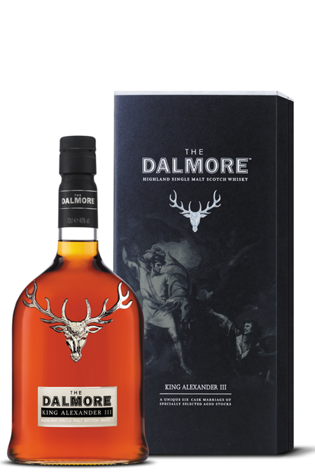 Dalmore King Alexander III Malt Scotch Whisky