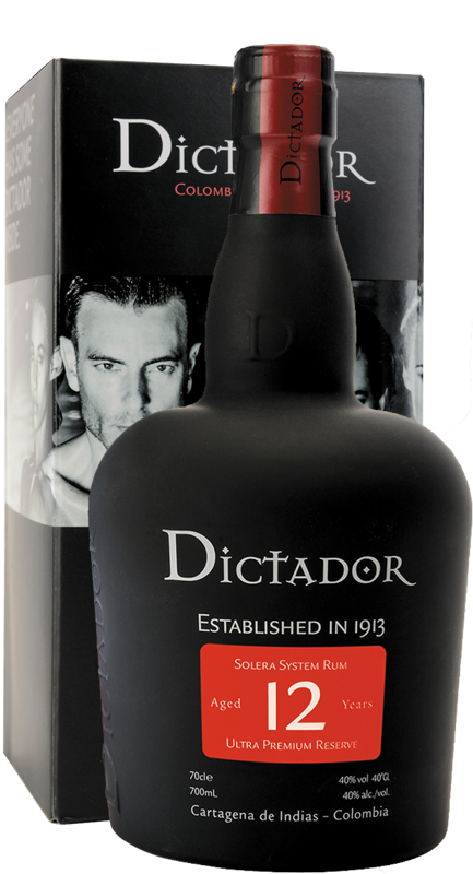Dictador 12 Years Ultra Reserve